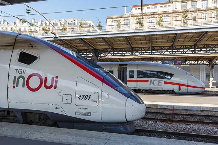 L�ouverture du rail � la concurrence met en cause les avantages du statut des cheminots