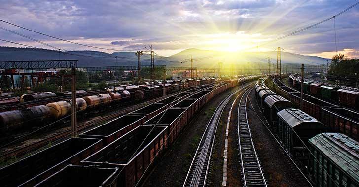 La gr�ve de la SNCF envoie des milliers de camions sur la route