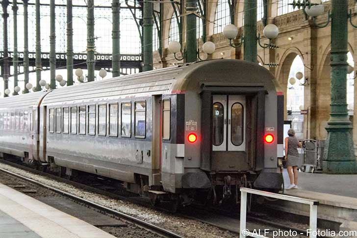 La SNCF EPIC ou soci�t� anonyme � capitaux publics doit se r�organiser