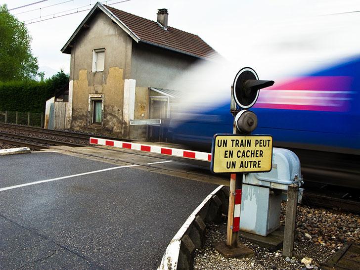 La SNCF admet d�avoir des probl�mes de s�curit�