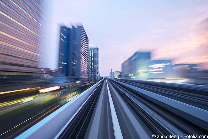 Les investissements à réaliser dans les infrastructures de transport d'ici à 2022 s'élèvent à 13,4 milliards d'euros
