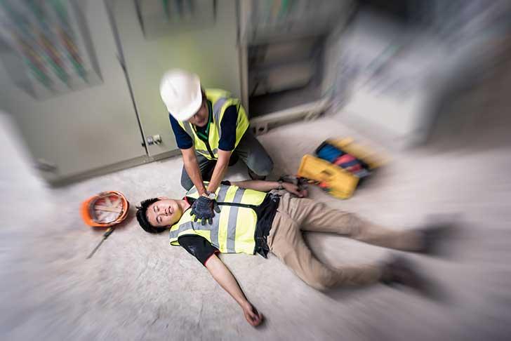 Le nombre de morts au travail est difficile � chiffrer