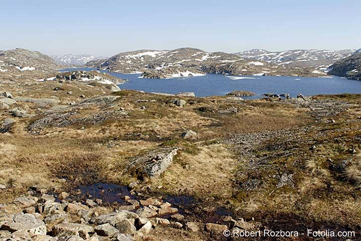 Le d�gel du permafrost lib�re des gaz � effet de serre qui menacent le climat