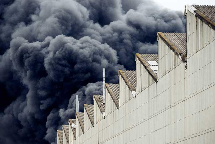 La France fait-elle face aux risques industriels
