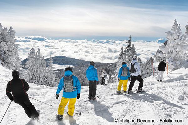 Dans les Alpes uniquement les stations de ski suisses devraient être ouvertes pour les fêtes de fin d'année