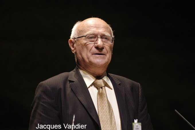 Jacques Vandier s