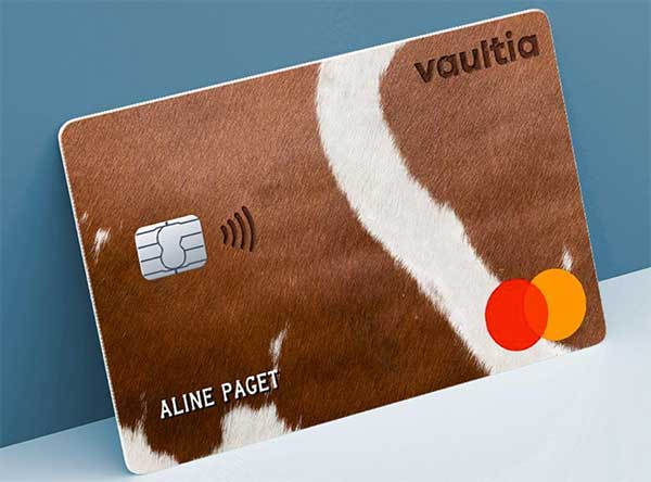 Carte Vaultia : un nouveau design co-cr�e avec ses utilisateurs