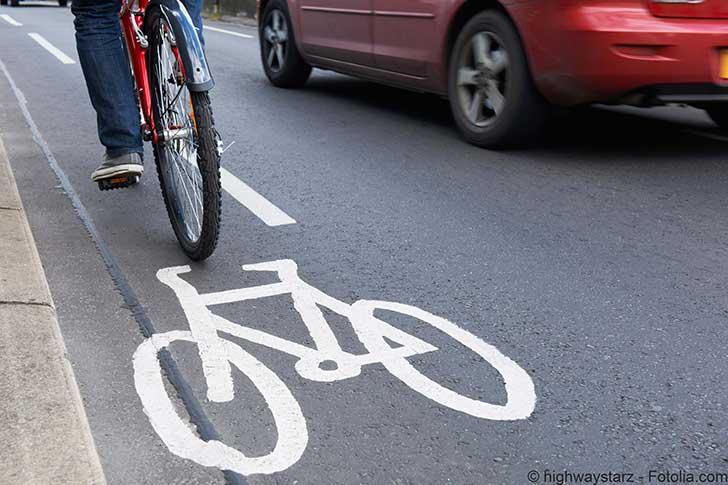Pour rouler en ville, les cyclistes demandent plus de sécurité