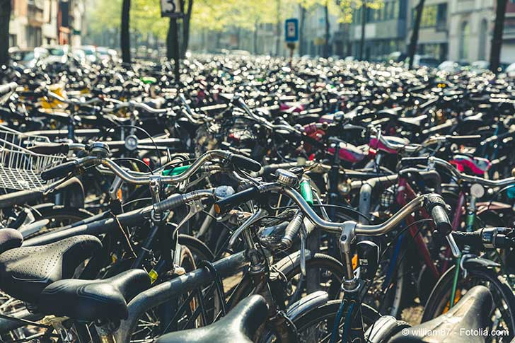 Toutes les bicyclettes fabriqu�es au 21�me si�cle ne le sont pas en Chine