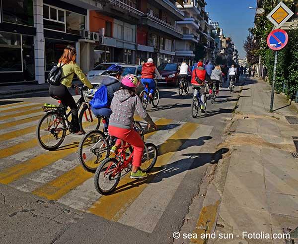 Mise à jour du baromètre de la politique du vélo en Europe