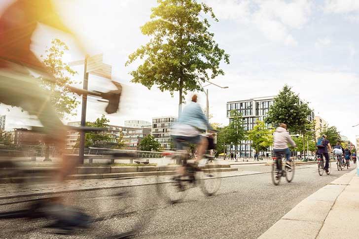 Les villes façonnées par la voiture doivent se reconvertit à la bicyclette
