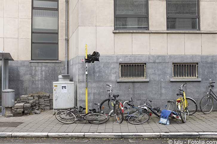 Le système des vélos en location flottante est mis en échec par le vandalisme et le vol