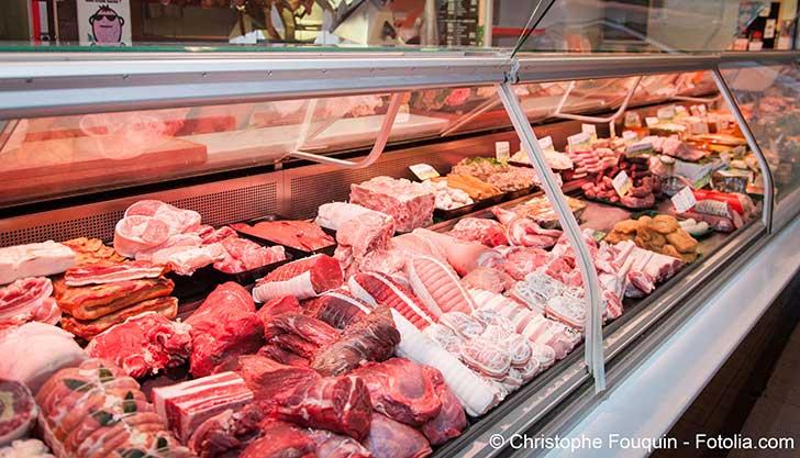A contretemps, la consommation de viande bovine a augment� en France en 2018