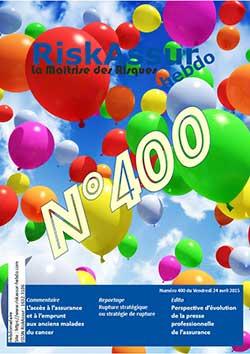 RiskAssur-hebdo fête son 400ème numéro