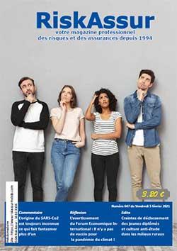 Num�ro 647 de RiskAssur-hebdo du Vendredi 5 f�vrier 2021