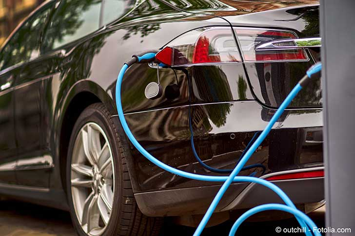 La voiture électrique gagne du terrain en France