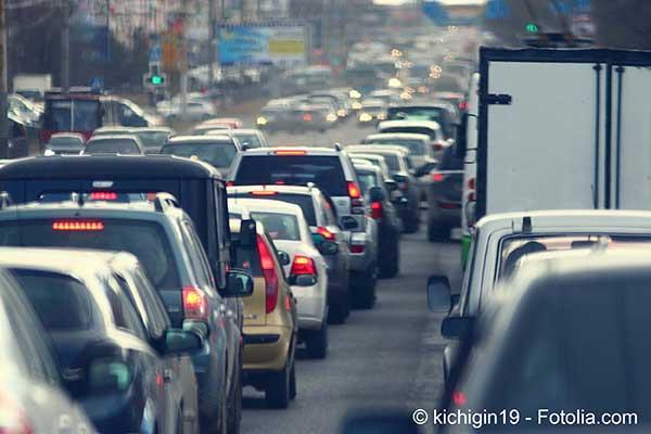 Les voitures vendus sont de plus en plus lourdes et polluent de plus en plus