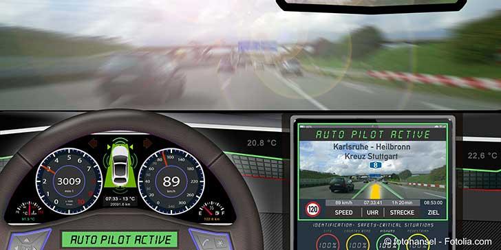 Un doute plane sur la fiabilité du système de pilotage automatique des voitures