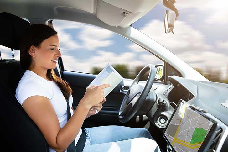 La voiture autonome n'est pas encore adaptée à la circulation urbaine