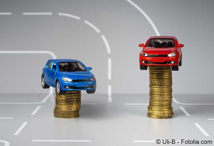 Zones géographiques de tarification de l'assurance automobile