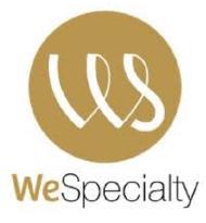 Cr�ation de WeSpecialty, nouvelle agence de souscription dans l�assurance de sp�cialit�s